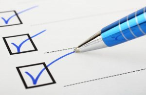 marketing con volantes checklist